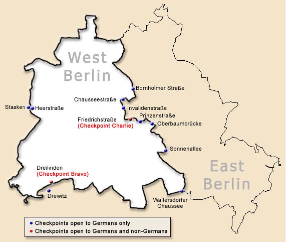 Karta Nemacke Berlin.Berlin Za 7 Dana Putovanja Info